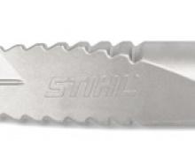 Coin à refendre vrillé en aluminium